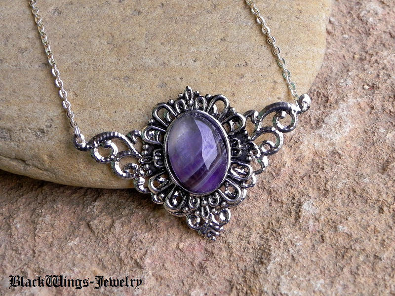 Calfuray by BlackWings-jewelry
