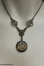 Gears necklace
