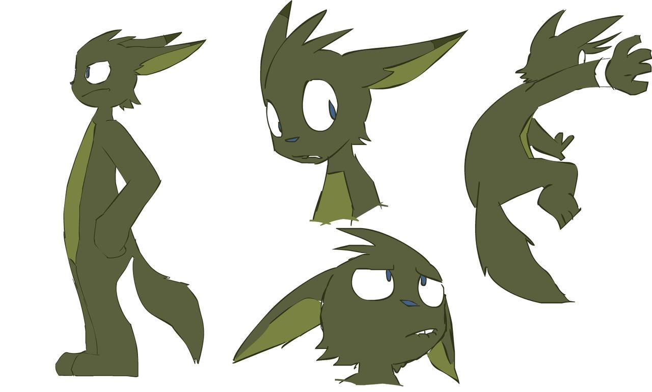 Some Caandir sketches by EpicGuitar