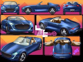 Insula Roadster