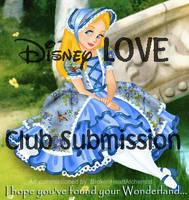 Alice's New Dress - LadyAmber by Disney-Love