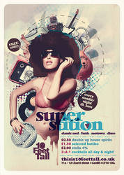 superstition flyer by south