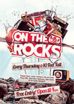 on the rocks flyer