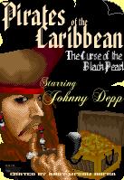 Mr Depp has been Pixellised