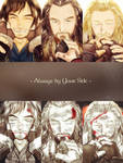 Kili Thorin Fili | Always by your side.
