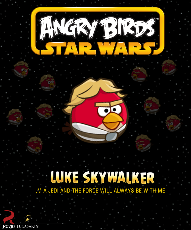 Angry Birds Star Wars Party Decorations