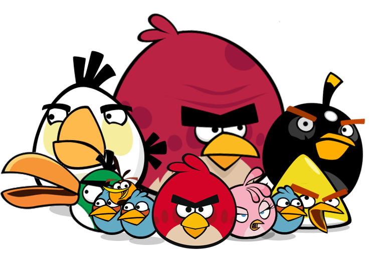 Angry Birds Flock 338168072