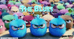 The Angry Birds Movie The Blues Wallpaper
