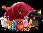 Angry Birds Movie Flock