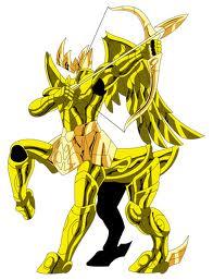 armor of sagitarius by dbz-dragon-sayajin