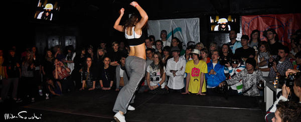 Dance Hall by AmareloPL