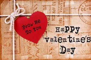 Valentine Wishes by LauraMartinArt