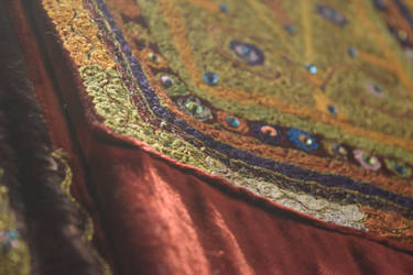 Traditional Mid-Eastern Clothing