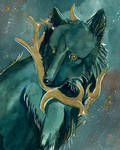 Wolf and Gold
