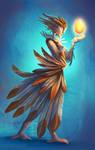 Harpy-Lady