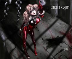 Harley Quinn by sal0