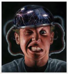 Brainstorm...Thinking Cap by Morrillustrations