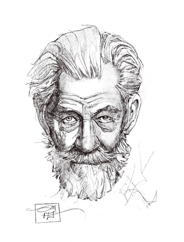 Sketch I by Morrillustrations