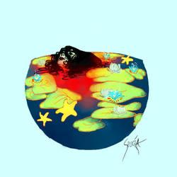 SwampLady by baeduxai