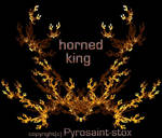 Horned King Crown
