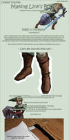 Tutorial: Link's Boots: Part 1