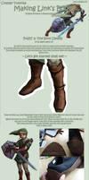 Tutorial: Link's Boots: Part 2