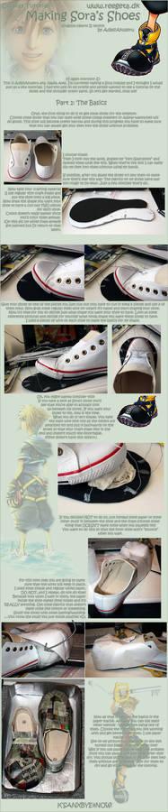 Tutorial: Sora's Shoes: Part 1