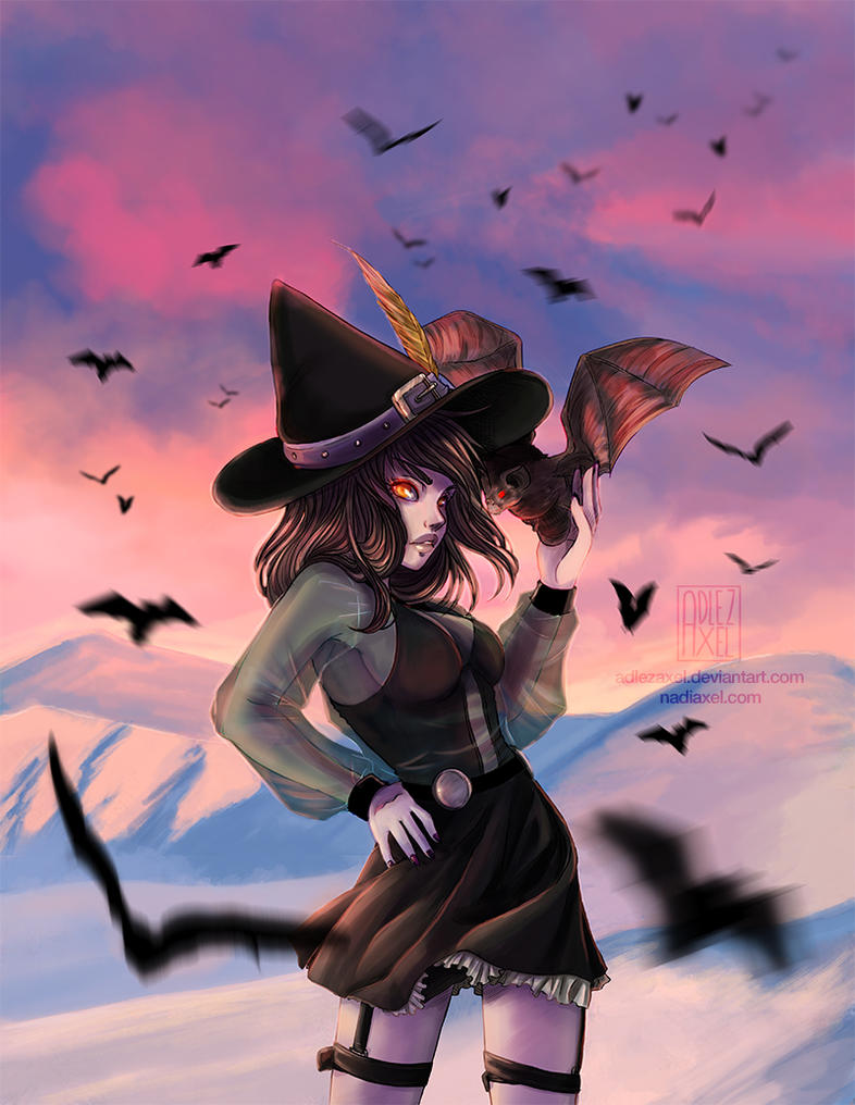 Dark Magic by AdlezAxel