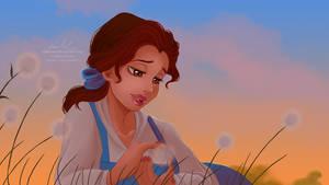 Draw this Disney :: Belle
