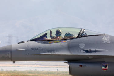 F-16 Close Up by IntermissionNexus