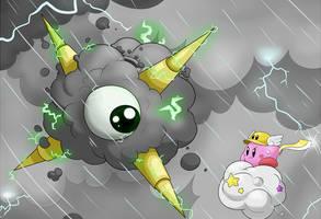 Kirby Boss Jam - Mecha Kracko