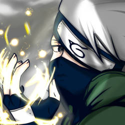 Kakashi by tht-one-girl-dweeb