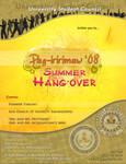 WVSU Pag-iririmaw 2008 poster