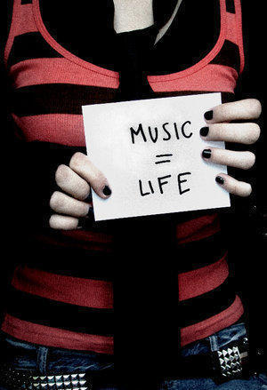 Life is like music!