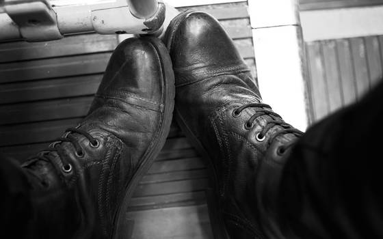 The Boots by Moggen2