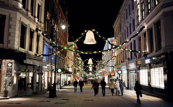 Christmas Lights by Moggen2