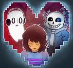 Inside My Pixel Shaped Heart