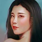 IU portrait