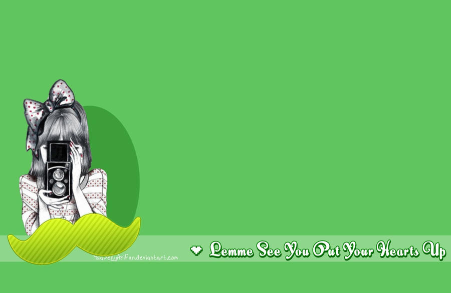 Cute green wallpaper iii by ysasellyarifan on deviantart cute green wallpaper iii by ysasellyarifan voltagebd Gallery