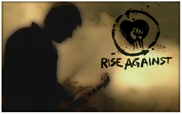 Rise Against - Ready to Fall I by lastwolf
