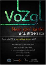 Vozal The Music Flyer by rollr