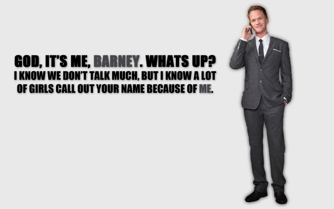 Barney Stinson , Neil Patrick Harris By Rollr ...  Barney Stinson Resume Video