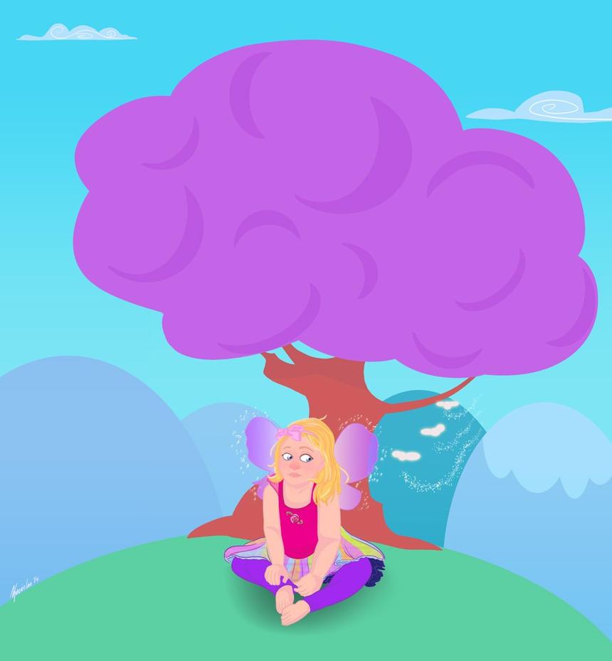 Lol Fairy Kid by kevxr