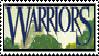 warriors Stamp. by Warriorcatsclub