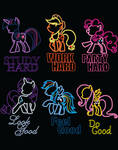 Pony Virtues