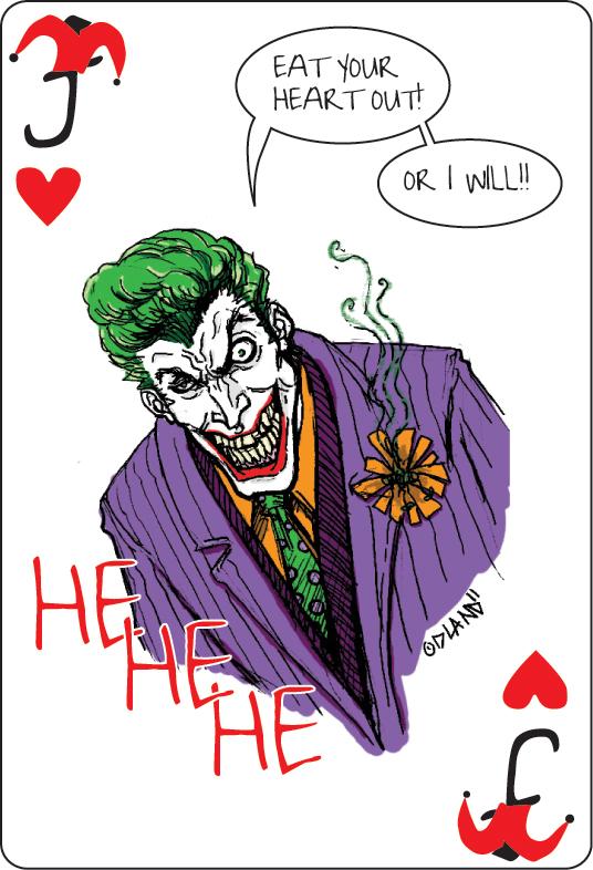 Joker by GraficUT