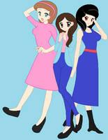 Carlie, Me, and Deluna