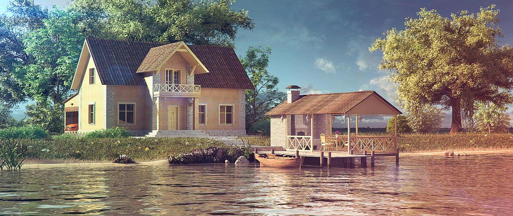 Illustration for website by volodka