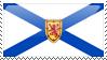 Nova Scotia Stamp by karliashi