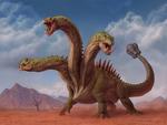 Wandering Hydra